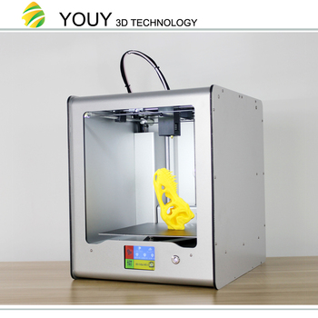 2017 Direct Selling Sale Newest 3d Printer Youy208S High-precision Large Size Upgrade Motherboard Free Testing Materials