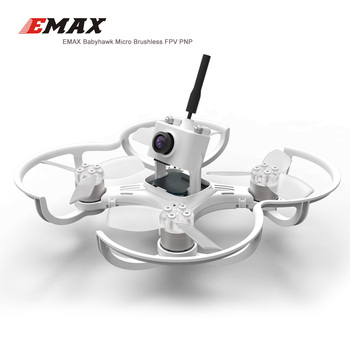 EMAX Babyhawk 85mm Micro Brushless FPV Racing Drone - PNP VERSION