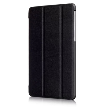 100pcs Ultra Slim Tri-Fold PU Leather Case Stand Cover for LG Gpad G Pad 3 G PAD3 10.1 X760 Tablet