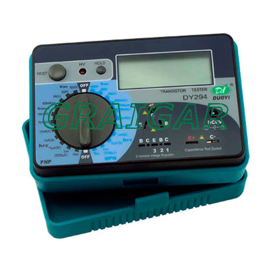 DY294 Digital Transistor Tester / Semiconductor Tester