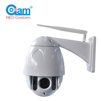 NEO COOLCAM NIP-39 10X Optical Zoom HD IP Camera 720P Wifi Wireless Megapixel IP Cam Network Surveillance Built In 8G SD Card