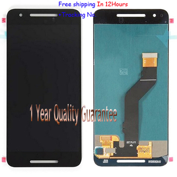 Original Touch screen digitizer+LCD display For Huawei Google Nexus 6P tracking number