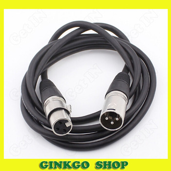 Balanced XLR Cable Male To Female XLR Audio Cable For Microphone And Mixer Ect