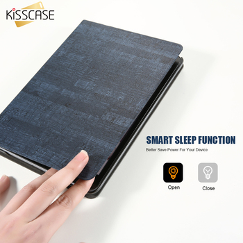 KISSCASE Smart Sleep Flip Stand Tablet Case Cover For iPad mini 1 2 3 Luxury Leather Tablet Cover Cases For iPad Mini 1/2/3 7.9