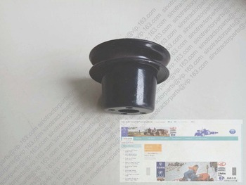 Shanghai 495A engine for SNH50 504, the pulley of the water pump, part number: