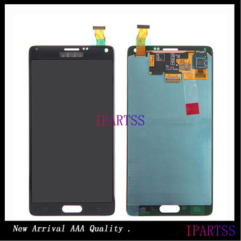 For Samsung Galaxy Note 4 LCD Display Screen Assembly For Samsung Note4 Screen