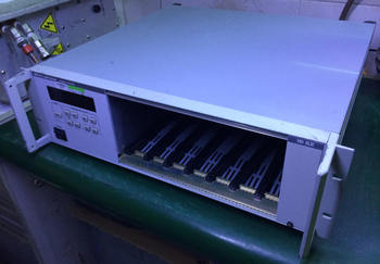 ILX LIGTWAVE 7900B used in good condition