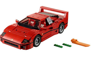 New Yile 001 1158pcs Technic F40 Sports Car-styling Building Blocks Bricks Toys For Children gifts Compatible Lepin brinquedos