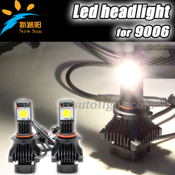LED HB4 9006 9005 HB3 Headlight Conversion Kit 50w 3600LM Headlamp Top HID Xenon Kit 12v Fog Car Auto Bulb Lamp Light