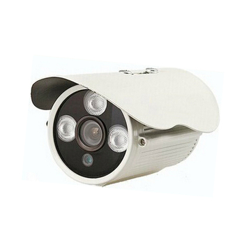 720P HD 1.0MP outdoor light night vision metal waterproof 3IR P2P onvif network IP security cameras Onvif H.264