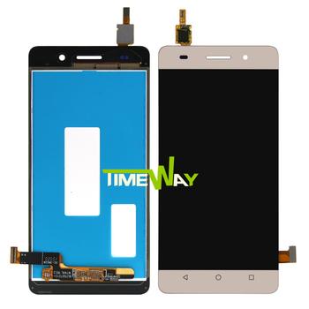 For Huawei Honor 4C LCD Display touch Screen with digitizer with frame assembly + black white gold