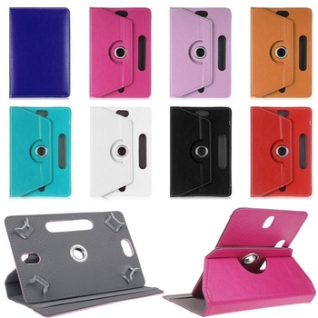 For Acer Iconia Tab 10 A3-A20 10.1-Inch 360 Degree Rotating 10 inch Universal Tablet PU Leather cover case Free stylus