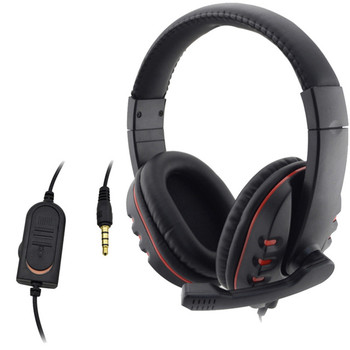Wired Gamer Casque Audio 3.5mm headphone Stereo supper bass Earphone PC gaming Headset With Mic For Computer Player