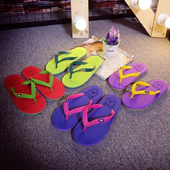 Women Slippers Summer Shoes Women Flip Flops Platform Slippers fitness floral lady's slippers Shoes Woman Qo267