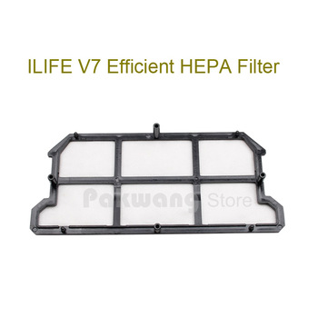Original ILIFE V7 Robot Vacuum Cleaner Parts, Efficient HEPA Filter 1 pc from the factory