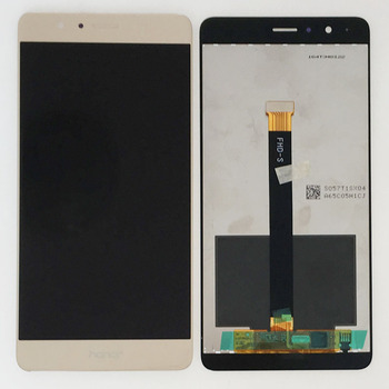 New Gold LCD Display Glass Touch Screen Assembly Pantalla For Huawei Honor V8 Replacement