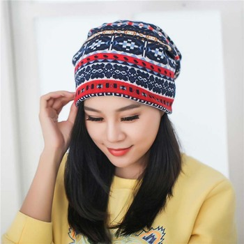 New arrived winter warm hats caps Skullies Beanies Snow Cashmere wool hats for men and women turban bonnet caps wholesale