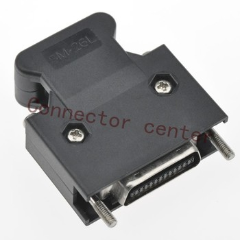 MDR Cable Connector male 26-Pin Compatible With  3M SCSI CN Connector 10326 10126