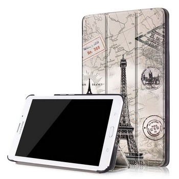 35PC/Lot Cover for Samsung Tab J 7.0 T285DY Case,Flip PU Leather Tablet Case for Samsung Galaxy Tab J 7.0 T285DY 7