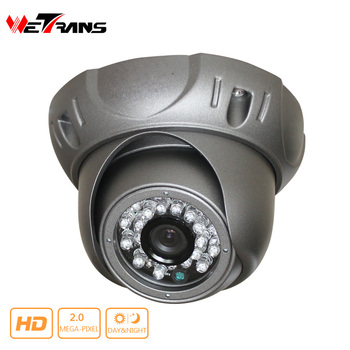 HD Analog Dome Camera SONY CMOS Metal 2.0 Megapixel 1080P Full HD 30m Night Vision OSD Outdoor 1080P Surveillance AHD CVI Camera
