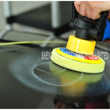 Electric Dual Action Shock and Polishing Machine Car Polisher Cleaner 220V 600w Dual Action Polisher random orbital