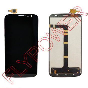 HQ For Explay Communicator LCD Screen Display with Touch Digitizer assembly by