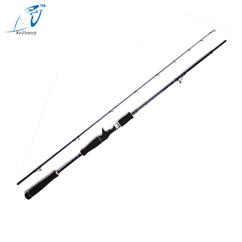 Promote Fishing Pole Power Spinning Rod 1.89m 159g Ultralight Lure Rod 7-28g lure weight Carbon Fishing Rod
