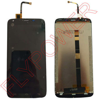 Warranty LCD for Doogee T6 LCD Screen Display + Touch Screen Digitizer Assembly By