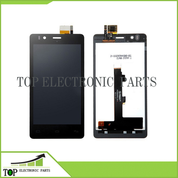 Original New Tested For BQ Aquaris E4.5 HD IPS5K0631FPC-A3-E 0631 LCD Display Screen+Touch Screen Digitizer Black Color