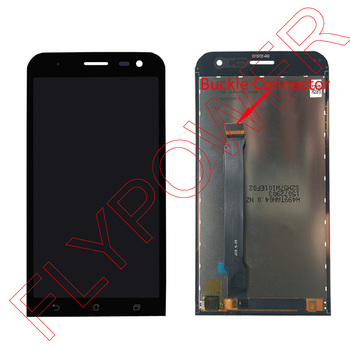 For ASUS Zenfone 2 ZE500CL ZE550CL 5.0 inch LCD Display+Touch Screen Assembly In Buckle Connector ; warranty