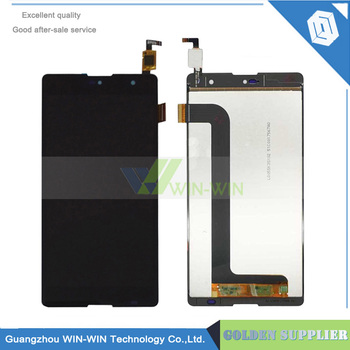 Tested Well For Wiko Robby LCD Display + Touch Screen digitizer Assembly for wiki robby Wiko S-Kool
