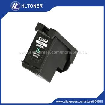 1pc Compatible ink cartridge HP301XL HP301 for Deskjet 1000 1050 2000 2050 2510 3050 3510