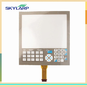Touch screen for NISSEI NC9300T NC93T Industrial control equipment digitizer panel glass