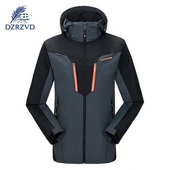 New Men and Women Lovers Coat Outdoor sports jacket waterproof jacket Camping hiking mountaineering windcheater fishing clothing