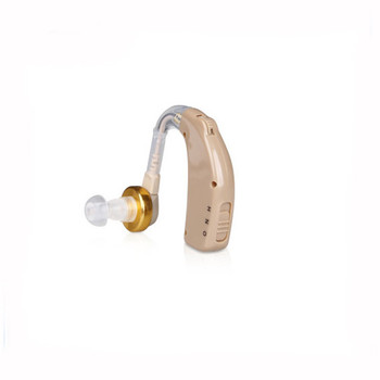 Independent power BTE external portable rechargeable hearing aid C-108
