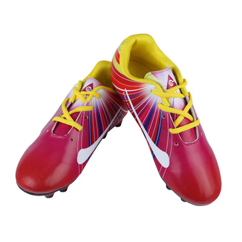 Soccer Shoes Children boy girl New Rubber Soccer Outdoor Sport athletics Breathable Comfortable Children Shoes