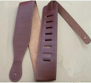 Leather guitar electric guitar shoulder strap guitar parts musical instruments accessories