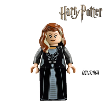 Building Blocks Narcissa Harry Potter Deadpool Draco Malfoy lord of the rings diy figures Super Heroes Deadpool Bricks Kids Toys