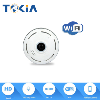 HD 960P IP Camera P2P Wifi Wireless Baby Monitor Security Camera with Night Vision Micro SD Card slot alarm Cam