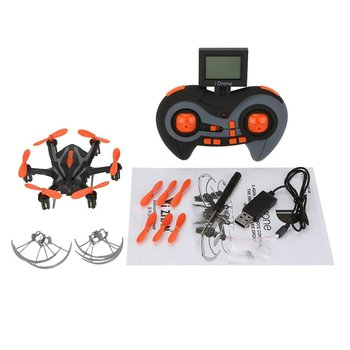 Original Yi ZHAN iDrone i6s 2.0MP Camera 2.4GHz Remote Control 3D Flip Auto Return RC Multicopter with 2.0MP HD Camera