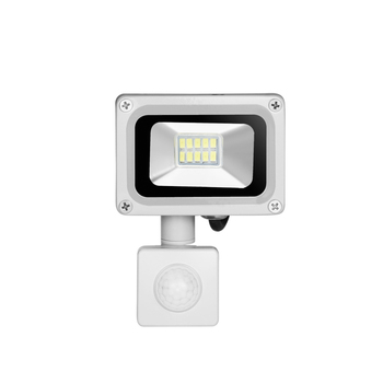 10W 220V 720LM 10LED Sensor Led Flood light outdoor lights SMD 5730 Floodlights For street Square Highway Wall billboard Garden