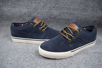 US 5-11 GLOBE ENCORE-2 Board Shoes dark blue Anti-Fur Street Shock-Absorbant Footwear Size Available