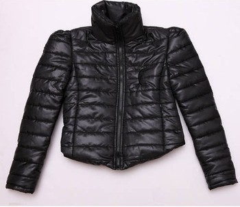 Fashion short women coat slim cotton coat thin spring autumn warm coat spring jacket short women winter coat warm outwear jacket