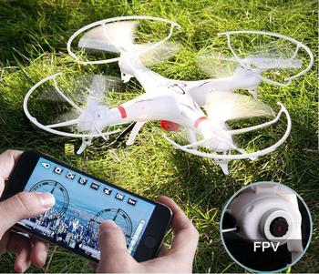 YUKALA 898B 2.4G RC quadcopter RC drone 6-axis with FPV HD camera smartphone gravity induction controlled