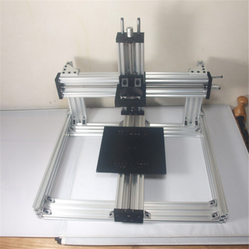 Horizon Elephant C Beam machine mechanical-bundle kit C-BEAM CNC milling router machine DIY mechanical set(no Nema 23 motor) 3D