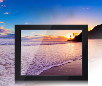 VESA mounting Industrial Touch screen Monitor,12 inch industrial grade monitor