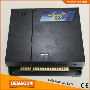 Wholesale price!!!Just Another Pandora's Box 3 multi game card VGA output for LCD arcade cabinet