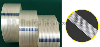 1x 40mm*55M 3M Adhesive Filament Tape, Strong Strength Tensile, Good Pack fasten for Heavy Box Carton, Wood, Goods, Device