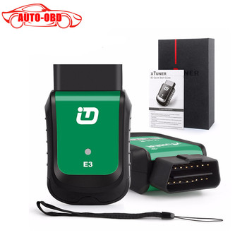 2017 Latest Original XTUNER E3 WIFI OBD2 Professional Full System Diagnostic Tool With Special Function Automotive Scanner