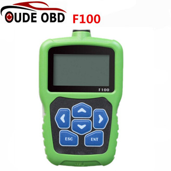 OBDSTAR F-100 Auto Key Programmer For Mazda/Ford F100 Immobilizer Odometer correction Smart Keys Without Password Update Online